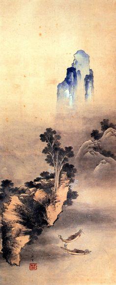"art-and-dream: "" Art Japanese Prints wonderful by Hokusai Katsushika "" Japanese Painting, Chinese Painting, Chinese Art, Japanese Drawings, Japanese Prints, Art Occidental, Art Chinois, Art Asiatique, Katsushika Hokusai"