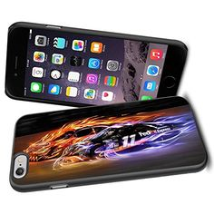 NASCAR RACING ACTION, Cool iPhone 6 Smartphone Case Cover Collector iPhone TPU Rubber Case Black Phoneaholic http://www.amazon.com/dp/B00TWH2YCY/ref=cm_sw_r_pi_dp_x8Hnvb145RS9E
