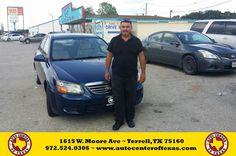 https://flic.kr/p/KzG3az | Auto Center of Texas Customer Review | GRACIAS POR EL BUEN SERVICIO QUE ME DIO SR HERNANDEZ USTED ES UN BUEN EXECELENTE VENDEDOR DE AUTOS ESTOY MUY CONTENTO CON LA ATENCION ME QUE ME DIO SU LOTE GRACIAS A LA COMPANIA DE AUTO CENTER TEXAS  jose , deliverymaxx.com/DealerReviews.aspx?DealerCode=QZQH&R...