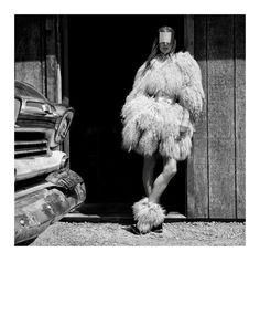 Vogue Espana - Malgosia by Greg Kadel