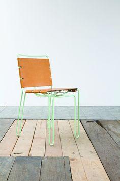 Axelle Vertommen: meubilair en design