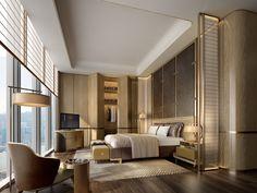 Home Interior Loft .Home Interior Loft Master Bedroom Design, Home Bedroom, Modern Bedroom, Hotel Room Design, Hotel Interiors, Luxury Apartments, Luxurious Bedrooms, Home Remodeling, Interior Design