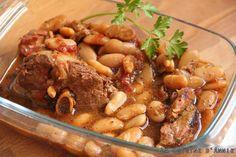 Recette Ragoût d'agneau aux haricots - La cuisine familiale : Un plat, Une…