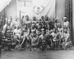Moutoa flag   NZHistory, New Zealand history online