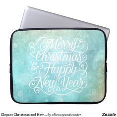 Choose from a variety of Elegant laptop sleeves or make your own! Shop now for custom laptop sleeves & more! Christmas And New Year, Christmas Themes, Christmas Fun, Personalized Products, Customized Gifts, Custom Laptop, Best Laptops, Elegant Christmas, Simple Gifts