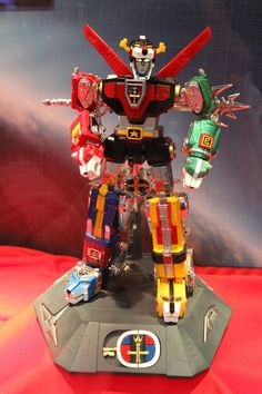 Toynami Voltron Lion Force 30th Anniversary