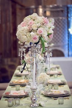 Pastel shabby chic winery wedding  |  The Frosted Petticoat