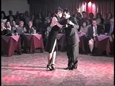 Gallo ciego - Tango - Música: Agustín Bardi - This is the first public performance of Osvaldo Zotto and his new partner Lorena Ermocida. It took place at the legendary Club Almagro, on April Tango Dance, Dance Movement, Argentine Tango, Miguel Angel, Expressions, Cabaret, Vanity, Take That, Ballet