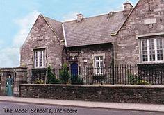 Model School Inchicore by Ballyfermot & St Marks Heritage Photos, Ken Larkin Model School, Images Of Ireland, Photo Engraving, Dublin City, Nice Place, Dublin Ireland, Primary School, Family History, Old Photos