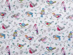 Hey, I found this really awesome Etsy listing at https://www.etsy.com/listing/233780869/3997-cath-kidston-little-birds-offwhite