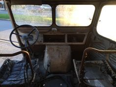 Citroen H Van, Citroen Traction, Car, Interior, Vans, Automobile, Indoor, Interiors, Autos