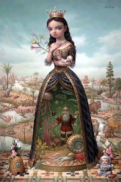 arte peculiar, Mark Ryden - Taringa!