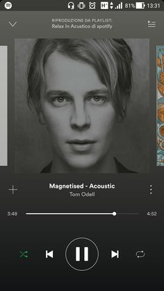 """Tom Odell - Magnetised  """"See those birds going across the sky, three thousand miles they fly. How do they know which way to go, somehow they always seem to know. They say there's mother nature in everything we see, wish I had a little mother nature in me."""" ..."""