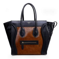 replica celine luggage mini original leather boston bag yellow