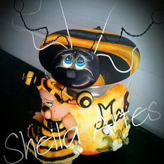 Pote abelha
