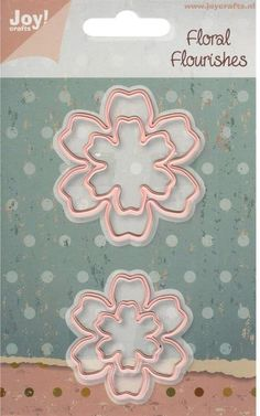 Joy! Crafts Dies - Floral Flourishes/Flower 5