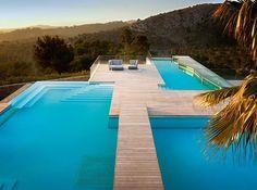 Chameleon Villa in Son Vida Palma De Mallorca Majorca