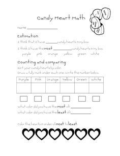 Valentine Math :) Feel free to use