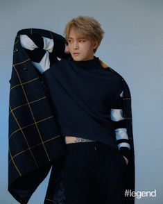 Up close and personal with Korean heartthrob Jaejoong Kim — Hashtag Legend Blue Denim Shirt, Flannel Shirt, Hero Jaejoong, Khaki Trench Coat, Kim Jae Joong, K Pop Star, Shearling Jacket, Jyj, Black Trousers