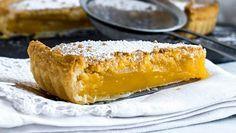 Tarte de Lamego | Sobremesas de Portugal My Recipes, Sweet Recipes, Dessert Recipes, Cooking Recipes, Favorite Recipes, Portuguese Desserts, Portuguese Recipes, Christmas Bread, My Dessert