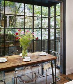 bay window decorating interior design
