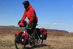 This detailed list describes all of the bicycle touring gear I am traveling with on my bike tour this year. Bicycle Touring Pro's 2015 bicycle touring gear.