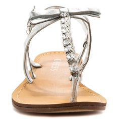 Maibe - Silver Leather  Guess Shoes $79.99