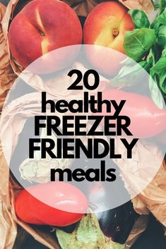 If you are looking for healthy freezer friendly meals for families this post is for you! These are easy freezer friendly meals for new moms for kids and include crock pot chicken and they are all easy healthy recipes! Budget Freezer Meals, Freezer Friendly Meals, Slow Cooker Freezer Meals, Healthy Freezer Meals, Healthy Weeknight Dinners, Frugal Meals, Budget Recipes, Easy Clean Eating Recipes, Easy Healthy Recipes