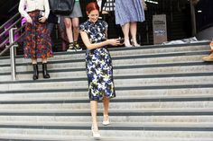 Taylor Tomasi Hill graces London