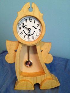 dancing cat clock - need instructions