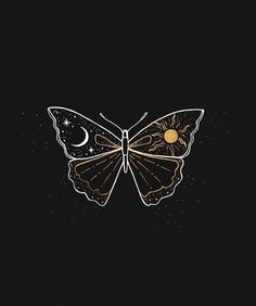 41 New Ideas beautiful art drawings inspiration tat Aesthetic Iphone Wallpaper, Aesthetic Wallpapers, Planet Tattoo, Bild Tattoos, Butterfly Wallpaper, Painting Wallpaper, Painting Canvas, Canvas Art, Body Painting