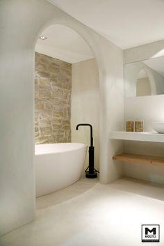 Home Decor Ideas Interior Design .Home Decor Ideas Interior Design Hotel Bathroom Design, Zen Bathroom, Natural Bathroom, Chic Bathrooms, Modern Bathroom Design, Small Bathroom, Bathroom Ideas, Small Luxury Bathrooms, Luxury Hotel Bathroom