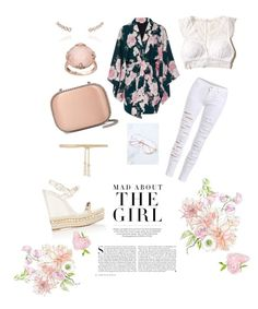 """""""The girls 👊🏼"""" by girlsbossbio on Polyvore featuring Hollister Co., Kershaw, Christian Louboutin, Fleur du Mal, STELLA McCARTNEY, Valentino and Lavish by TJM"""