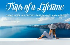 Travel deal - week of September 18
