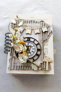 Baby album - hand made - Scrapbook.com