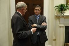 Several top Democratic members of Congress are asking the Defense Department to investigate whether retired Lt. Gen. Mike Flynn, President Donald Trump's national security adviser, violated the Constitution when he accepted money from a Russian television network.