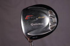 TaylorMade R5 DUAL TYPE D Driver 10.5 Regular LH Golf Club #27922