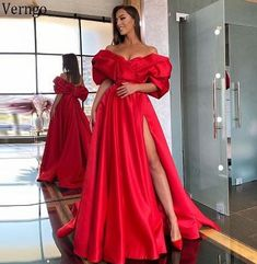 Red carpet for romantic midnight Wedding Party Dresses, Bridesmaid Dresses, Party Wedding, Cheap Evening Dresses, Formal Dresses, Girls Dresses, Flower Girl Dresses, China, Satin