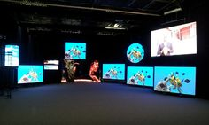 NanoLumens Display Showroom