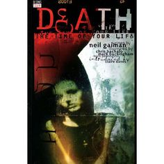 Death - The time of your life By Neil Gaiman for only $7! #death #timeofyourlife #neilgaiman #booksandbits #books #booksforsale #sale #secondhandbooks #secondhandbooksforsale #secondhand #used #buy #sell #cheap #cheapbooks #comicbooks #comics #comicbooksforsale