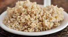 O segredo é deixar o arroz de molho, muito fácil, não é aquele bicho de sete cabeças que todos falam. Fica uma delicia! Como Fazer Arroz Integral