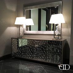 LUXURY FURNITURE | decor ideas with modern sideboard  | bocadolobo.com/ #modernsideboard #sideboardideas