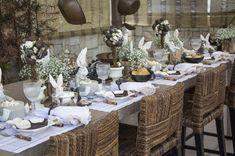 Brunch de Páscoa com decoração by Theodora Home!