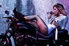 Giovanna Ewbank mostra sensualidade em fotos para revista