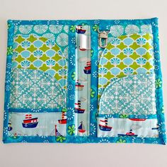 Travel and Passport Wallet Pattern - So Sew Easy