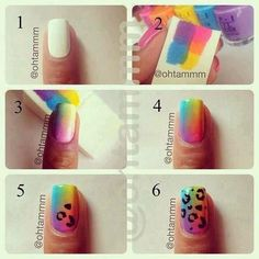 Straightforward Stage By Stage Spring Nail Artwork Tutorials For Beginners & Learners 2015 | Nail Design