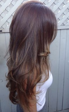 Love this light brown hair!