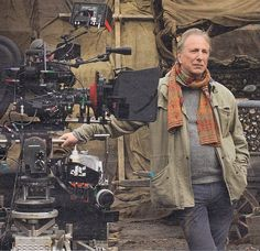 Alan Rickman directing A Little Chaos