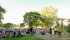 """Almedalen 2016 - and the importance of """"lagom"""""""