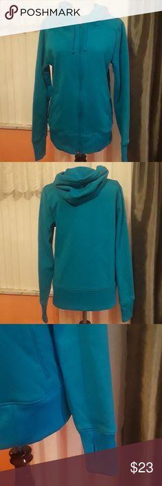 Under Armour Hoodie (women's) Under Armour Hoodie (women's),color blue Under Armour Jackets & Coats